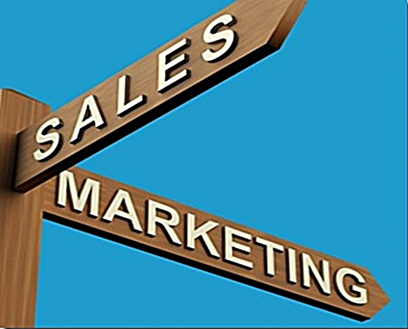 Marketing and Sales are Different